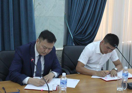Подписано соглашение по строительству малой ГЭС «Лейлек»