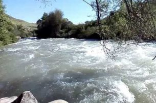 В реке Беш-Таш утонули директор и журналистка телеканала Next TV