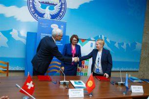 Швейцария поддержит укрепление парламентской демократии в Кыргызстане: проект рассчитан на 10 лет