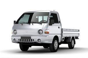 В Кыргызстан пытались незаконно ввезти 4 автомобиля «Хюндай Портер»