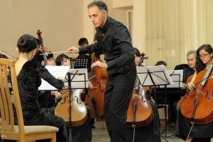 Центральноазиатский молодежный камерный оркестр даст концерты классической музыки в Бишкеке и на Иссык-Куле