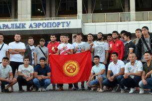 Спортсмены из Кыргызстана завоевали «золото» по джиу-джитсу на чемпионате Азии