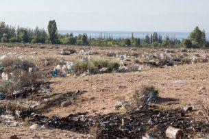 Пользователи соцсетей: Иссык-Куль − целлофановая жемчужина Кыргызстана