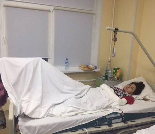 Кыргызстанка попала в ДТП в Москве и нуждается в помощи