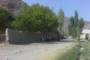 Небольшая улица стала предметом приграничного спора между Кыргызстаном и Таджикистаном