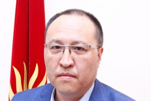 Первым вице-мэром Бишкека назначен Ренат Макенов