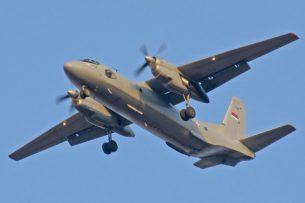 Российские военные передадут Кыргызстану два самолета Ан-26