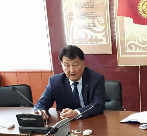 Талантбек Батыралиев: Наши больницы медициной не пахнут