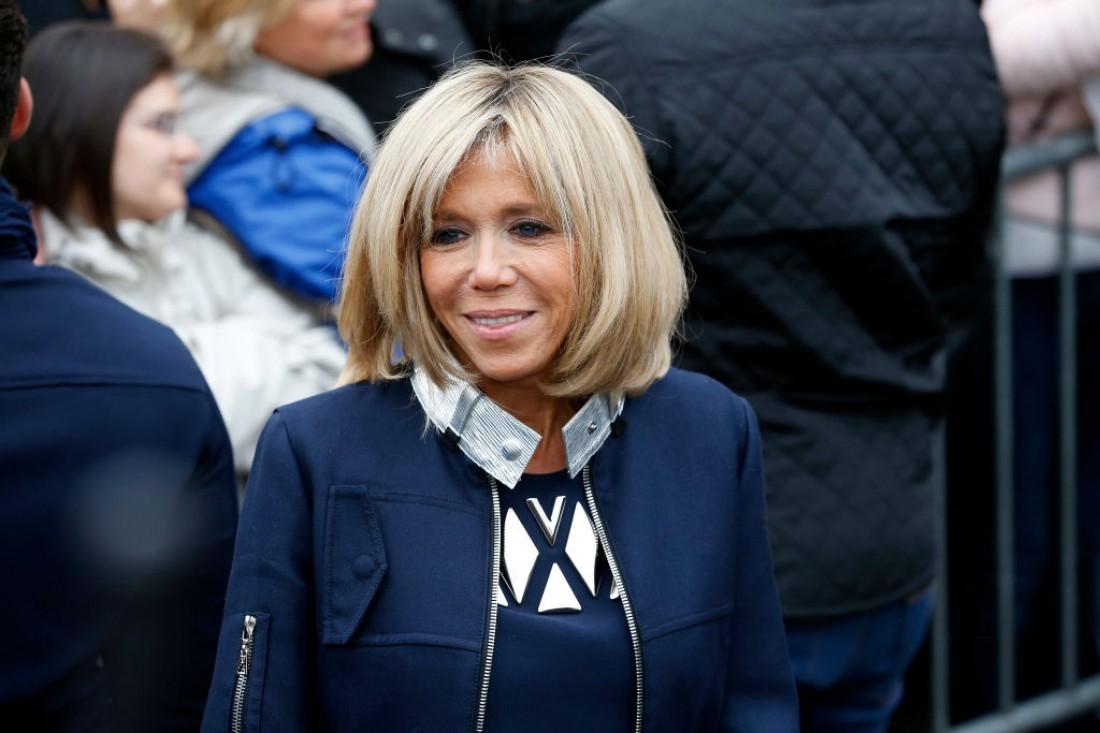 Супруга Макрона не будет  первой леди Франции