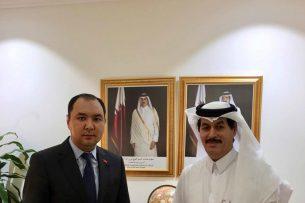 Катар готов рассмотреть инициативу об отмене визового режима для Кыргызстана