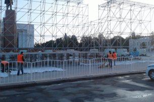 Бишкек готовятся к празднованию Дня независимости и Курман айта
