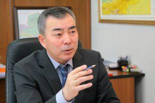 Калыкбек Султанов освобожден от должности советника президента
