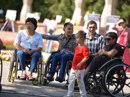 Цифры и факты: Статистика инвалидности в Кыргызстане. Инфографика