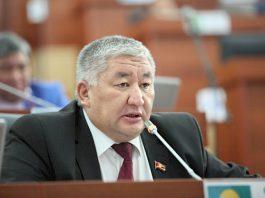 Депутат ЖК Максат Сабиров предложил правительству уйти в отставку всем составом