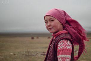 Кыргызстан в лицах: взгляд сквозь объектив фотокамеры художника из Ливана