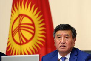 Сооронбай Жээнбеков обозначил основные достижения правительства за время своего премьерства