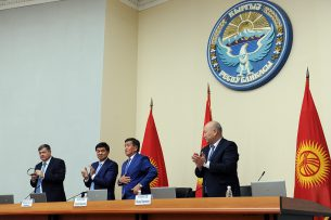 Премьер-министр поблагодарил членов правительства за совместную успешную работу