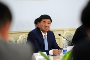 Абулгазиев: Работа правительства не должна прерываться