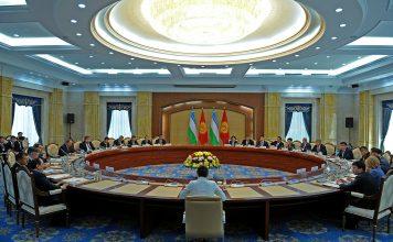 Сооронбай Жээнбеков: Кыргызстан готов экспортировать в Узбекистан продукцию пищевой и перерабатывающей промышленности