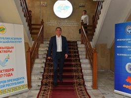 Получить мандат кандидата в президенты волнительно – Омурбек Бабанов