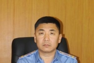 В Бишкеке сменился начальник ГУВД