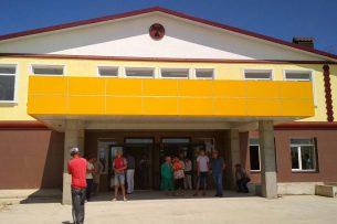 Вместо старой конюшни в жилмассиве «Калыс-Ордо» построили новую школу