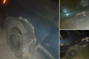 ДТП на объездной: Машину, в которой находилась женщина с ребенком, выбросило в кювет