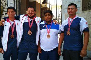 На Сурдлимпийских играх кыргызстанские спортсмены завоевали четыре медали