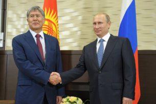 На встрече Атамбаева с Путиным обсудят преемника на пост президента КР — политолог