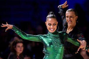 Кыргызские спортсмены заняли второе место на международном турнире по танцам в Эстонии
