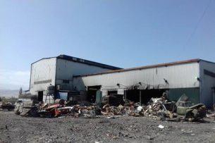 Госэкотехинспекция: Железоперерабатывающий завод в Шопокове вредит экологии, его работа приостановлена