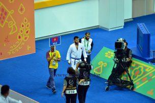 Азиатские игры: Первая золотая медаль в копилке сборной Кыргызстана