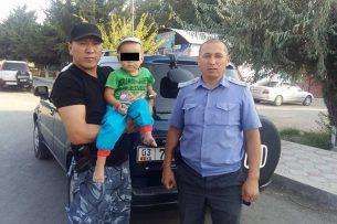 В Баткене дважды за сутки потерялся ребенок