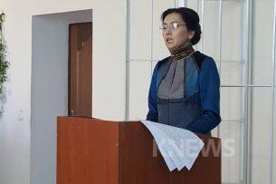 В ЦИК поступили документы о лишении Аиды Саляновой депутатского мандата
