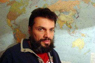 Вольный путешественник Антон Кротов расскажет бишкекчанам, как ездить по миру, не тратя больших денег