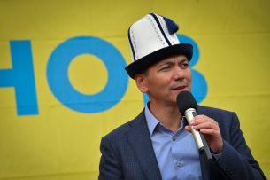 Омурбек Бабанов просит СМИ не втягивать его в политические игры