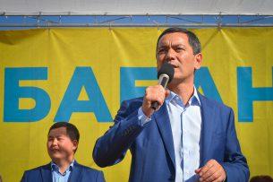 Омурбек Бабанов: Нам необходимо в корне изменить систему госуправления