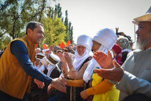 Омурбек Бабанов: Мы откроем границы с соседними странами!