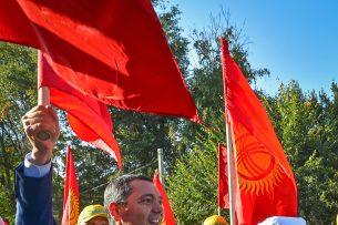 Омурбек Бабанов предложил всем политическим силам объединиться и выбрать путь вперед