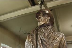 На Урале создали монумент народному артисту СССР Суйменкулу Чокморову
