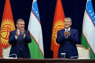 Кыргызстан – Узбекистан: Атамбаев и Мирзиёев переформатируют отношения