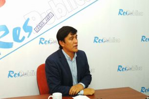 Эдиль Байсалов предложил переименовать Жогорку Кенеш в курултай или национальное собрание