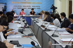 Объем ВВП Кыргызстана с начала года вырос на 6%