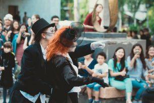 В Бишкеке пройдет Международный фестиваль уличных театров