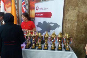 В Бишкеке завершился первый международный Азиатский турнир по шахматам среди ЛОВЗ