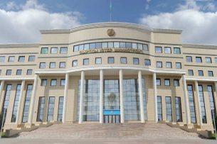 МИД Казахстана — об обвинениях Бишкека и встрече Назарбаева с Жээнбековым и Бабановым