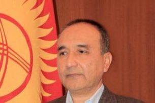 Уволился замминистра юстиции Кыргызстана