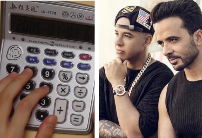 Тоже инструмент: японец исполнил хиты Despacito иShape ofmeна калькуляторе