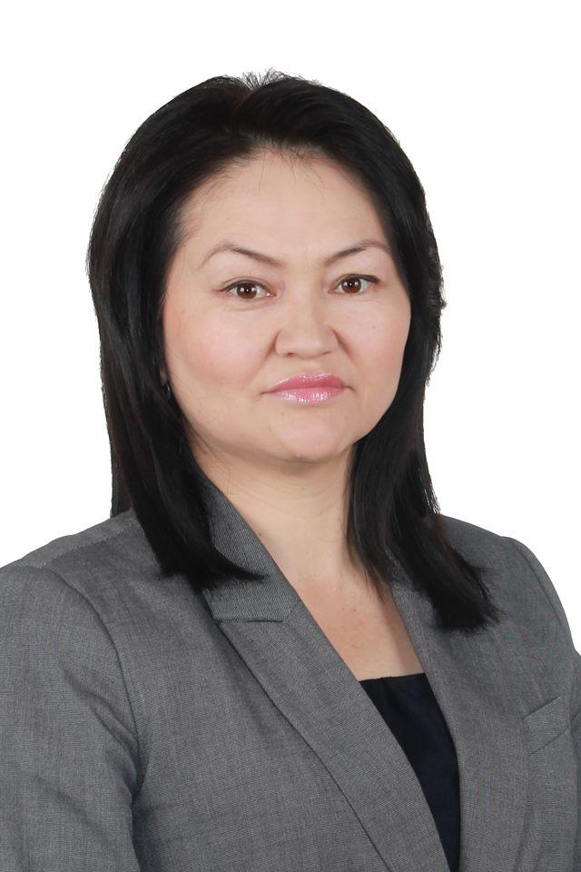 Назгуль Турдубекова