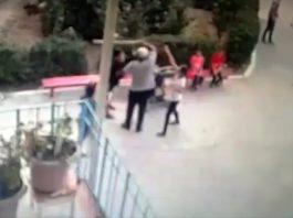 Мужчину, который избил подростка возле Политеха, водворили в ИВС